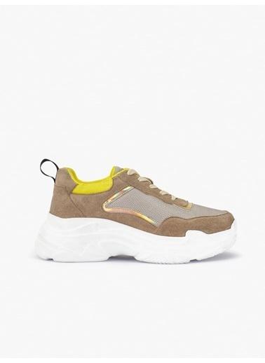 Twist Ayakkabı Sarı